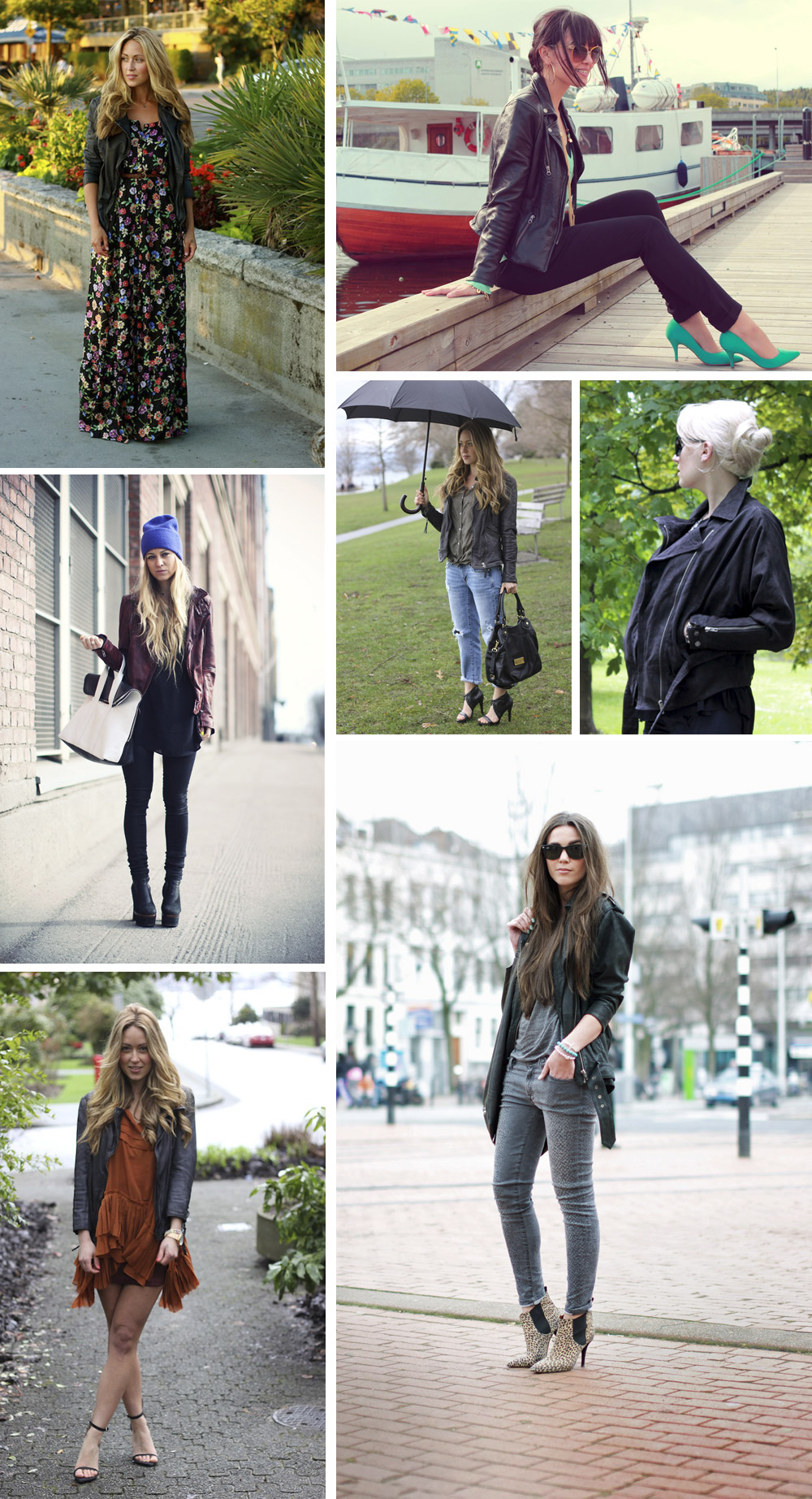 How to wear your Muubaa Biker Jacket