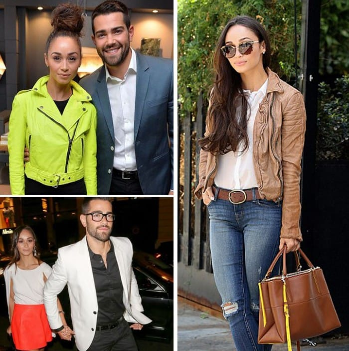 Beverley Hills actress Cara Santana loves Muubaa