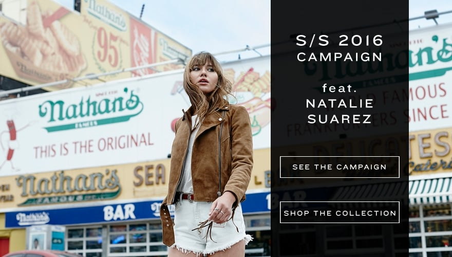 Muubaa SS16 Campaign