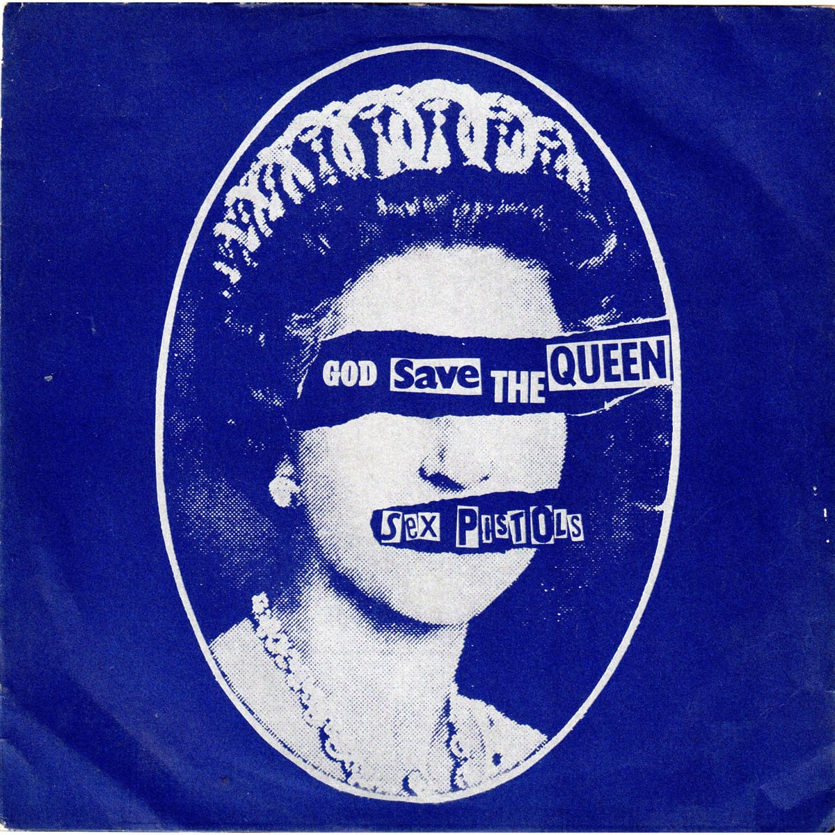 God Save The Queen cover
