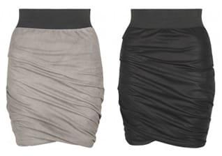 Muubaa Catania Leather Skirts