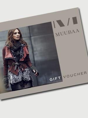 Muubaa Gift Vouchers