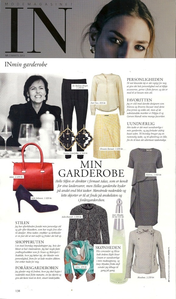 Muubaa Monteria Biker in Sandstone IN magazine