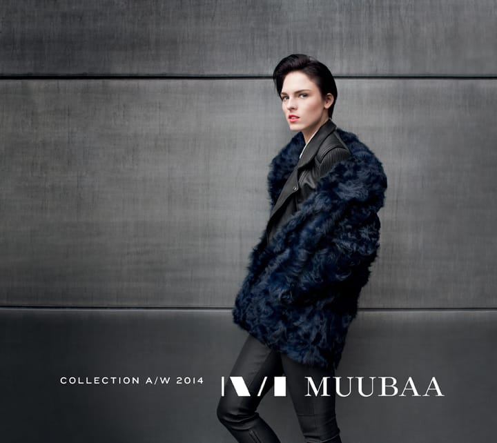 Muubaa A/w 2014 Collection Preview
