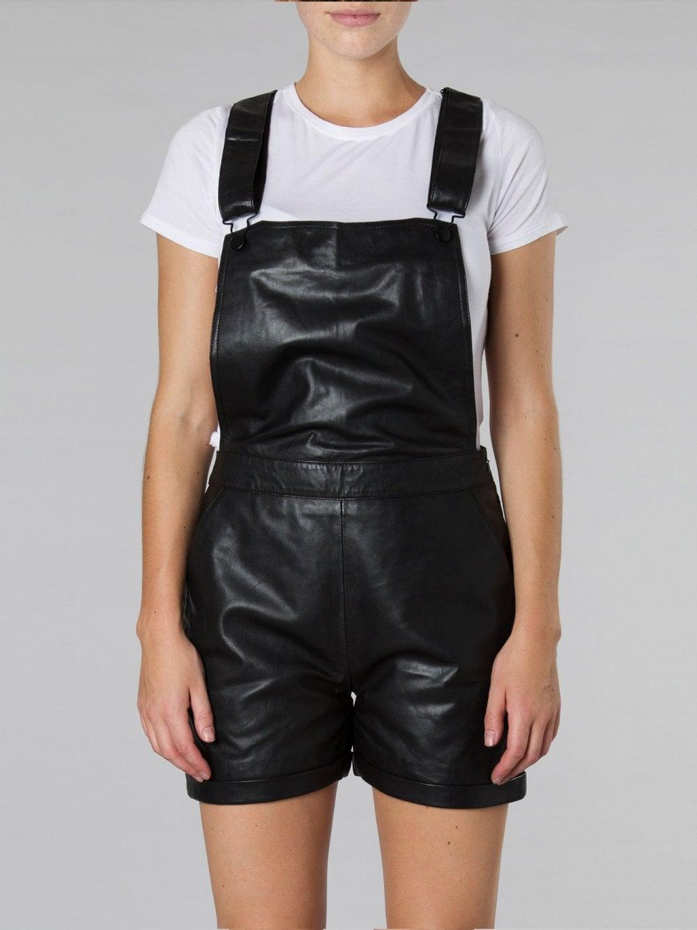 Ariadne Dungaree Shorts