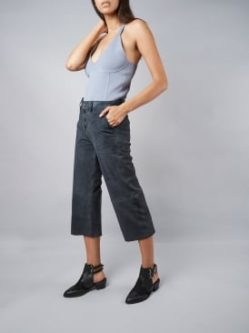 Brewer Raf High Waisted Trousers