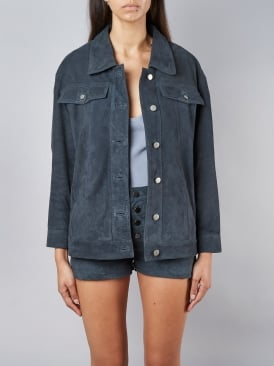 Dunlin Oversized Raf Denim Style Jackety