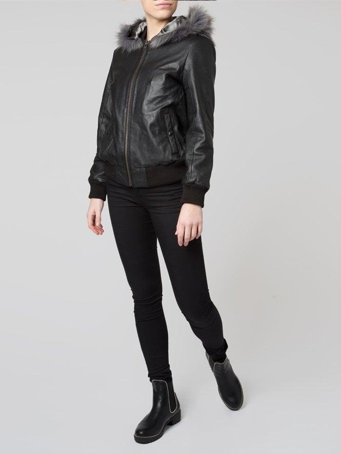 Encyclia Conv Hood Jacket