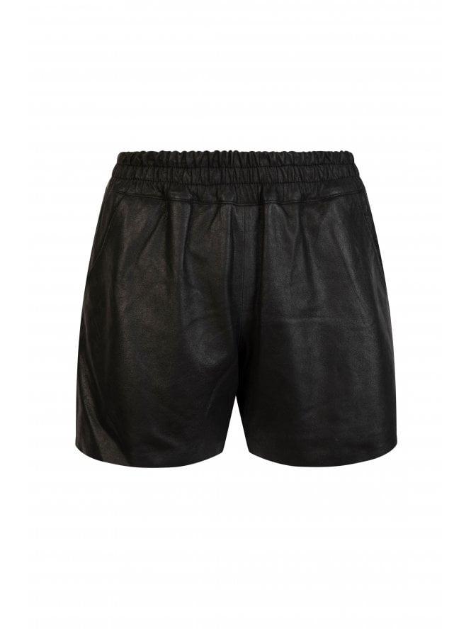 Julia Gathered Waist Shorts