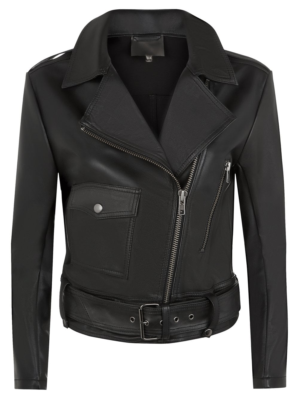 Muubaa creates stylish but timeless pieces for women all with leather detailing. The edge that Muubaa clothing can add to your wardrobe comes from the fact that they use contrast; they pair tough shapes with feminine detailing, distressed finished on tailors cuts and other contrasting details to .