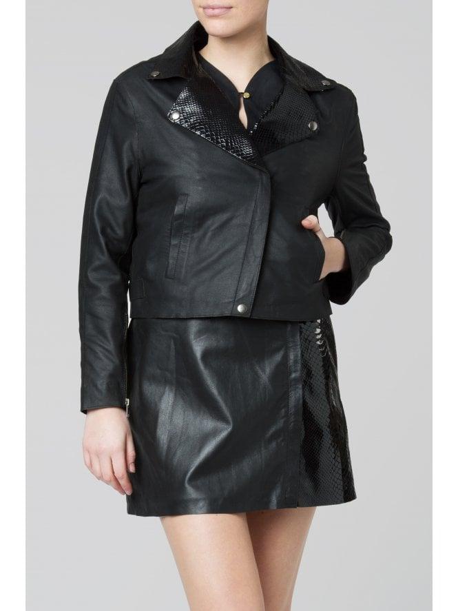 Miltonia Biker Jacket