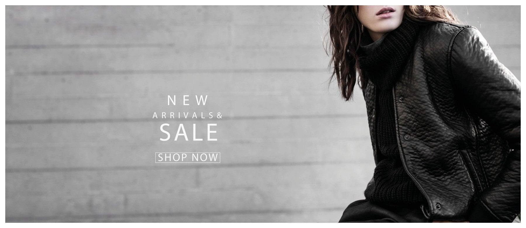 New arrivals & sale