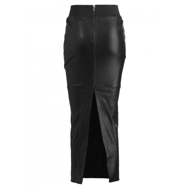 Long Pencil Skirt Black - Dress Ala