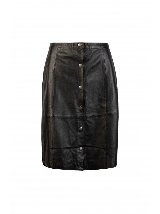 Piper Popper Front Skirt
