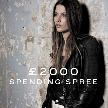 Win A £2000 Spending Spree