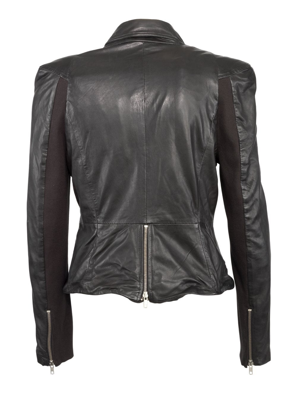 Mens dark brown leather jacket is available in High Quality Real leather, a comfy and heavy-duty material. It has a viscose lining inside, erect collar and zipper closure to boost the attire's style.5/5(2).