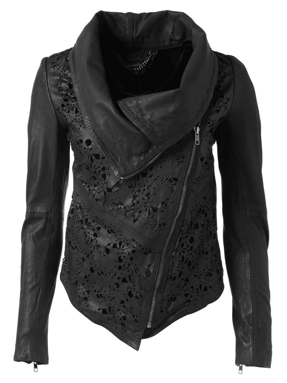 how to cut and cook leather jacket