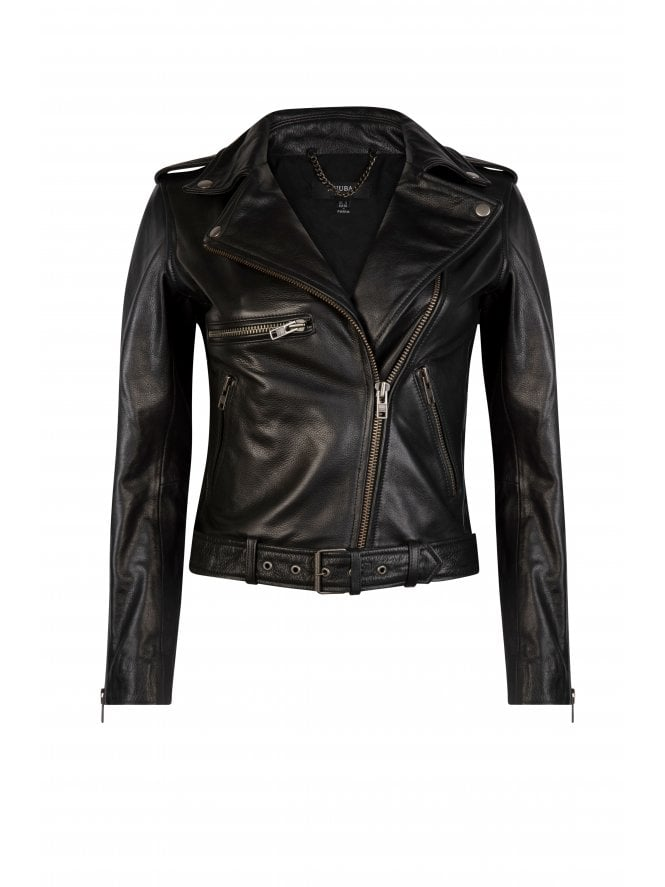 Willow Fitted Biker